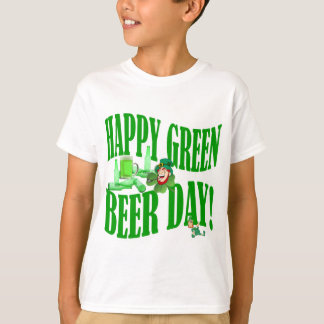 Happy green beer day T-Shirt