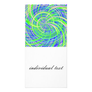 Happy , green (C) Card