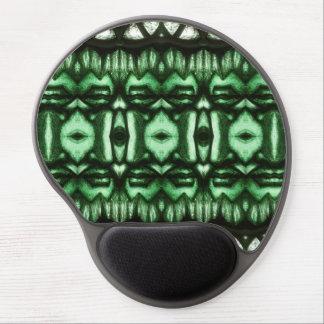Happy Green design Gel Mousepad