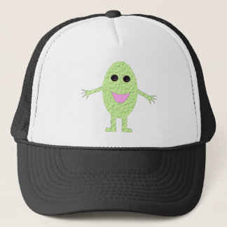 Happy Green Grape Hat