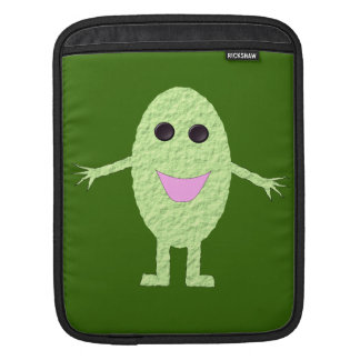 Happy Green Grape IPad Sleeve