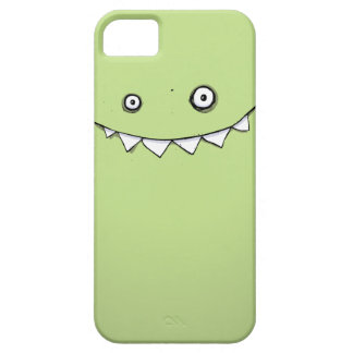 Happy Green Monster In My Pocket iPhone 5/5S Covers