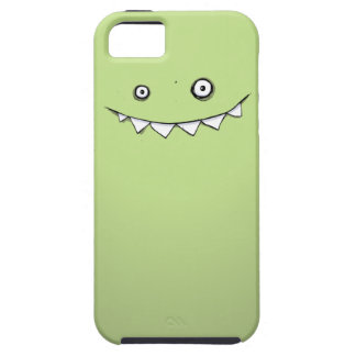 Happy Green Monster iPhone 5 &  Tough Case iPhone 5 Cases