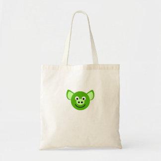 Happy Green Pig Bags