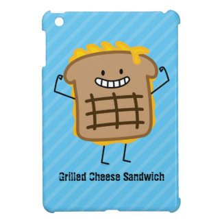 Happy Grilled Cheese Sandwich Case For The iPad Mini