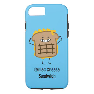 Happy Grilled Cheese Sandwich iPhone 8/7 Case