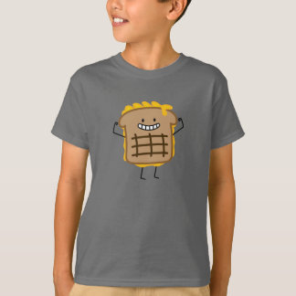 Happy Grilled Cheese Sandwich T-Shirt