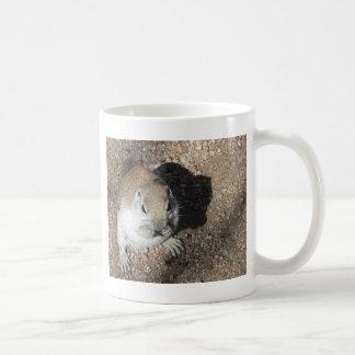 Happy Ground Squirrel Coffee Mug