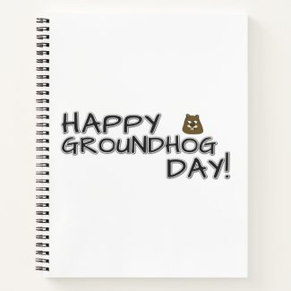 Happy Groundhog Day! Notebook
