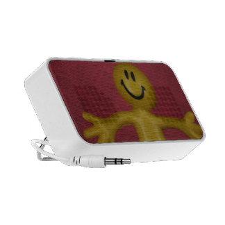 Happy Guy Portable Speaker