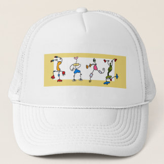 Happy Guys III Trucker Hat