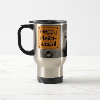 Happy Hallo-ween -The FACE On MARS-Cydonia Mensae Coffee Mug