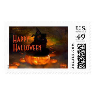 Happy Halloween $0.49 (1st Class 1oz) Stamp