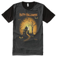 Happy Halloween 12 All-Over-Print T-Shirt