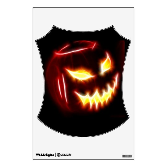 Happy Halloween 1.1 no text Wall Decal