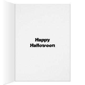 Happy Halloween ~ 1 Card