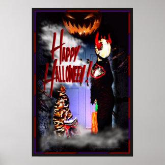 Happy Halloween 1c Poster