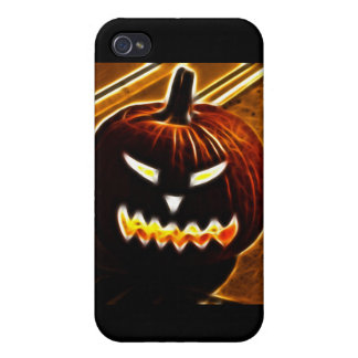 Happy Halloween 2.1 no text Cover For iPhone 4