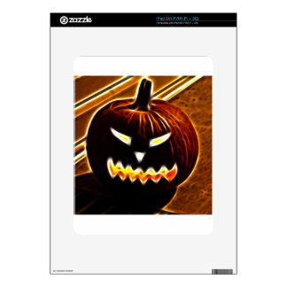 Happy Halloween 2.1 no text Decal For The iPad