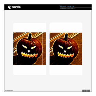 Happy Halloween 2.1 no text Kindle Fire Decals