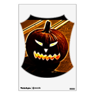 Happy Halloween 2.1 no text Wall Decal