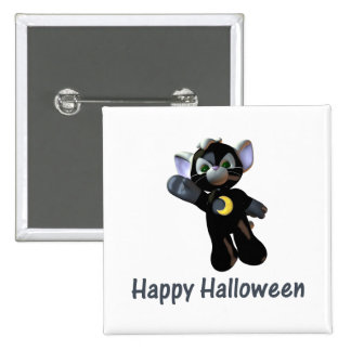 Happy Halloween (2) Buttons