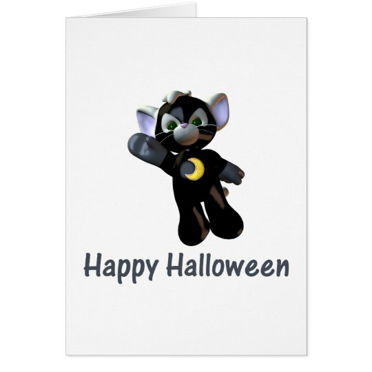 Happy Halloween (2) Card