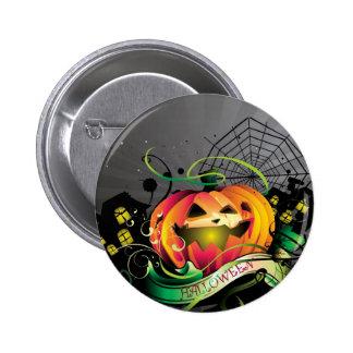 Happy Halloween 2 Inch Round Button