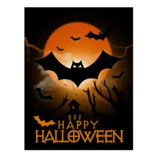 Happy Halloween 2 Postcard