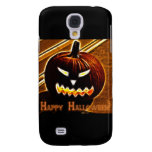 Happy Halloween 2 with text Galaxy S4 Covers