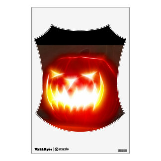 Happy Halloween 3.1 no text Wall Decal