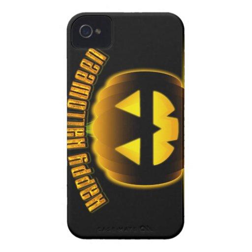 Happy Halloween 3 Case-Mate Case iPhone 4 Case