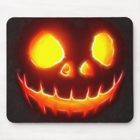 Happy Halloween 4.1 no text Mouse Pad