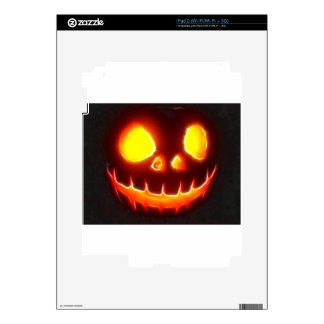Happy Halloween 4 1 no text Decal For The iPad 2