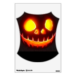 Happy Halloween 4.1 no text Wall Decal
