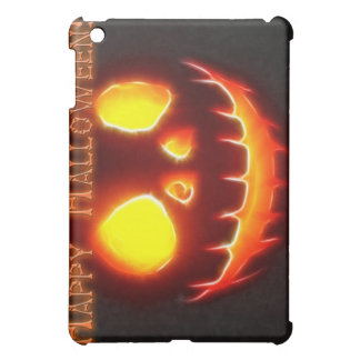 Happy Halloween 4 with text Case For The iPad Mini
