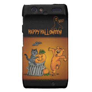 Happy Halloween! 5 Motorola Droid RAZR Cases