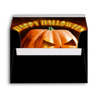 Happy Halloween 5 Envelope