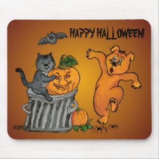 Happy Halloween! 5 Mouse Pad