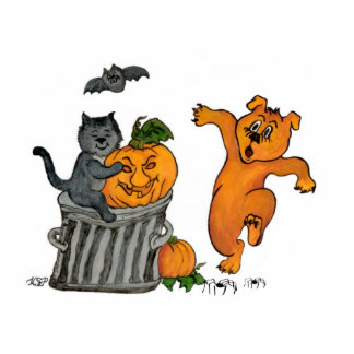 Happy Halloween! 5 - Pin Statuette