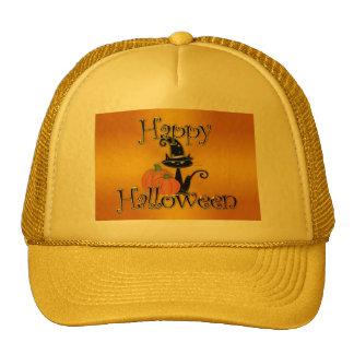 Happy Halloween 7 Trucker Hat