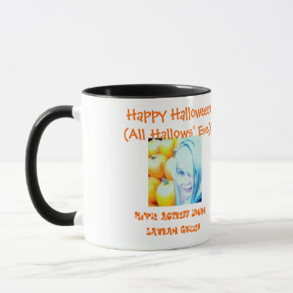 Happy Halloween (All Hallows' Eve)! Mug