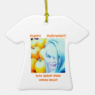 Happy Halloween (All Hallows' Eve)! Ornaments