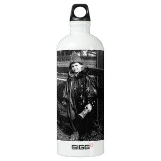 Happy Halloween Aluminum Water Bottle