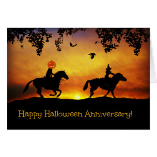 Halloween Anniversary Gifts on Zazzle