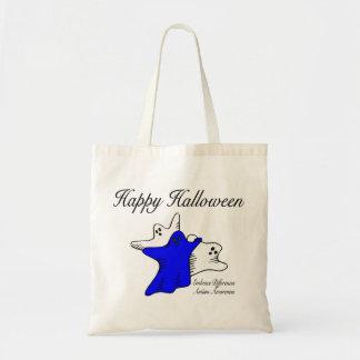 Happy Halloween Autism Awareness Bag