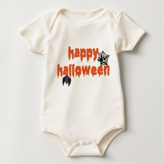 Happy Halloween Baby Clothes shirt