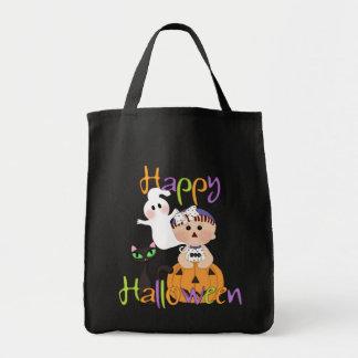Happy Halloween Baby Friends Bag