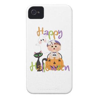 Happy Halloween Baby Friends iPhone 4 Cases