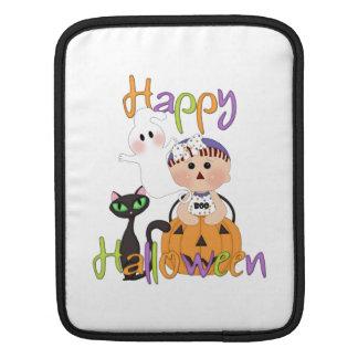 Happy Halloween Baby Friends iPad Sleeves